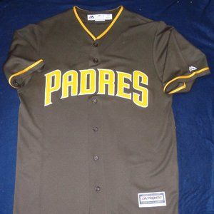 San Diego Padres Cool Base Majestic MLB Jersey